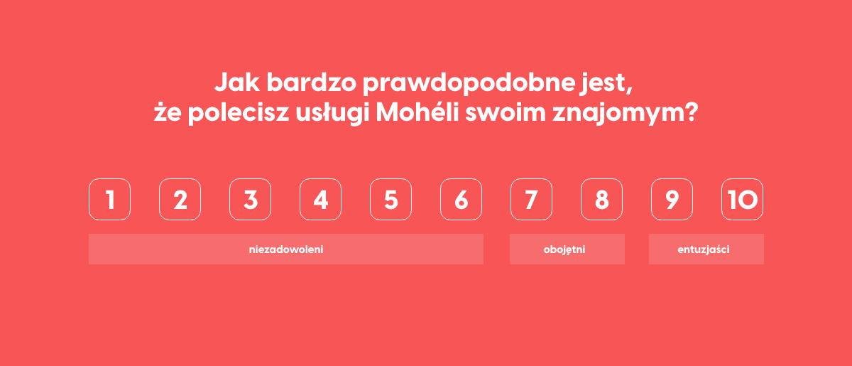 Net Promoter Score - przykład